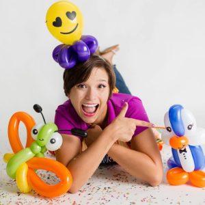 Modelagem de Balões 99€