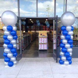 Colunas de Balões 129€ (2 colunas)